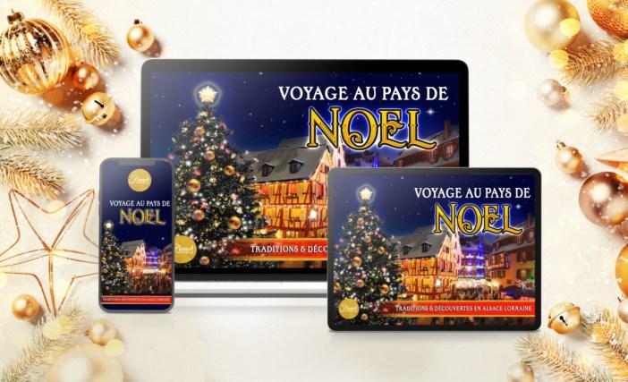 Voyage au Pays de Noël © French Moments