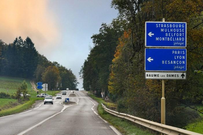 Route de Franche-Comté © French Moments