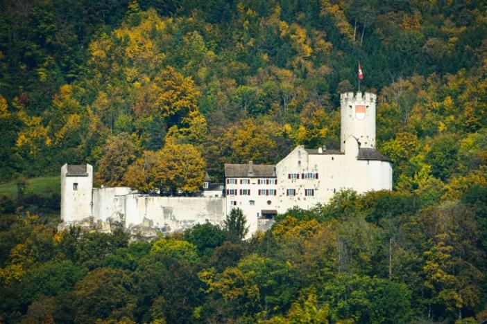 Le château du Neu-Bechburg à Oensingen en Suisse © French Moments