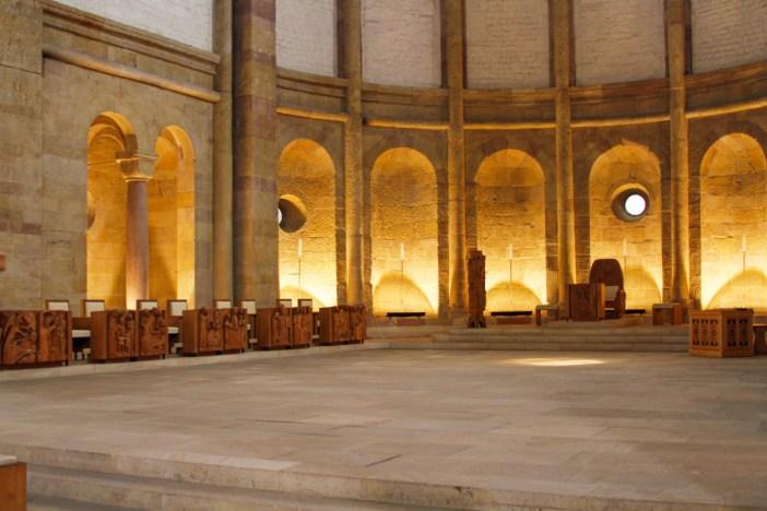L'abside du Kaiserdom © José Luiz Bernardes Ribeiro - licence [CC BY-SA 4.0] from Wikimedia Commons