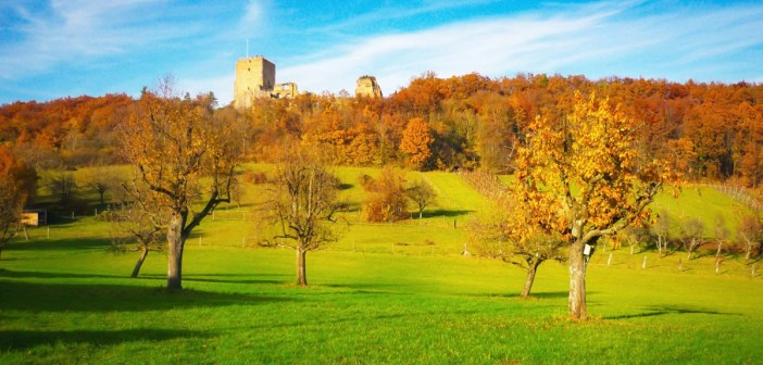 Château du Landskron © French Moments