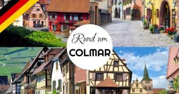 Die 20 schönsten Orte rund um Colmar © French Moments