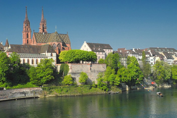 Basel © Robert Hausmann - licence [CC BY-SA 3.0] from Wikimedia Commons