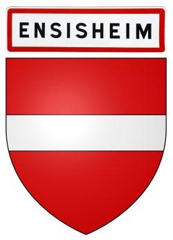 Blason d'Ensisheim (Alsace)