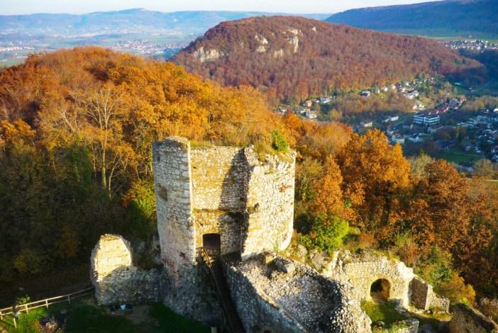 Ruines du Landskron © French Moments