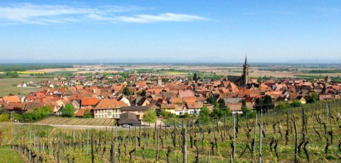Dambach-la-Ville en Alsace © French Moments