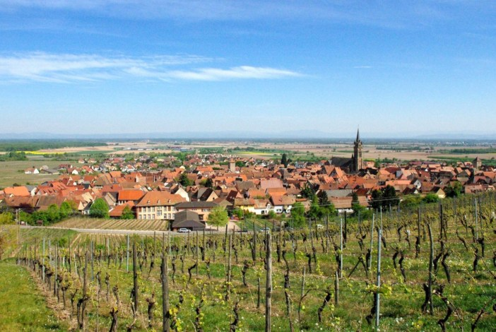 Dambach-la-Ville en Alsace © French Moments