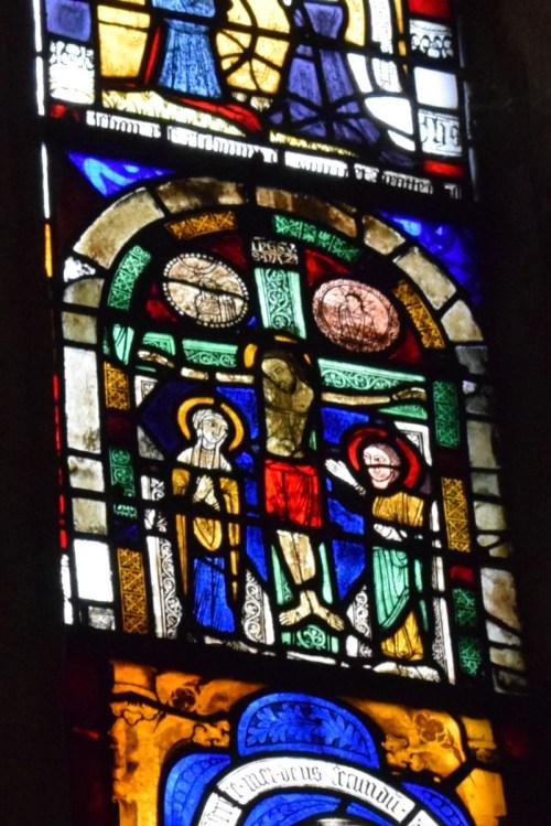 Le plus vieux vitrail de Lorraine, église Sainte-Ségolène © French Moments