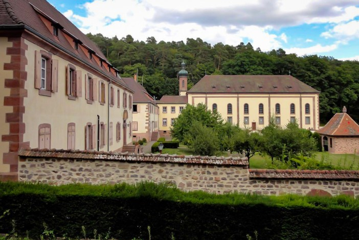 Gueberschwihr, Couvent Saint Marc © Ralph Hammann - licence [CC BY-SA 4.0] from Wikimedia Commons