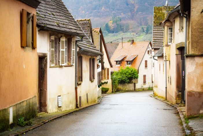Mittelbergheim - Rue des Vosges © French Moments