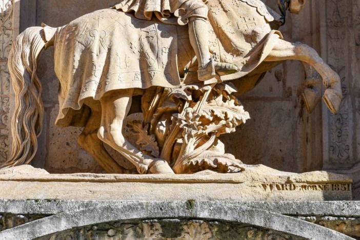 Statue du duc Antoine à Nancy © French Moments