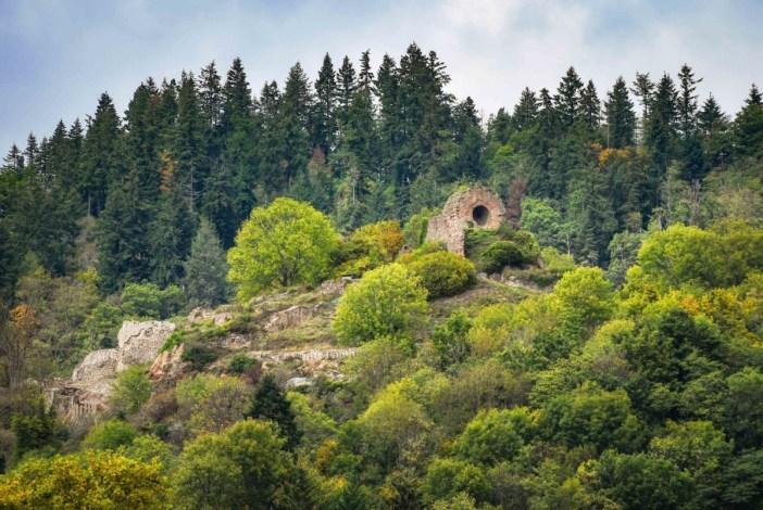Thann Château de l'Engelsbourg © French Moments