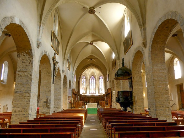 Saint-Jean-de-Maurienne - Cathédrale © Florian Pépellin - licence [CC BY-SA 4.0] from Wikimedia Commons
