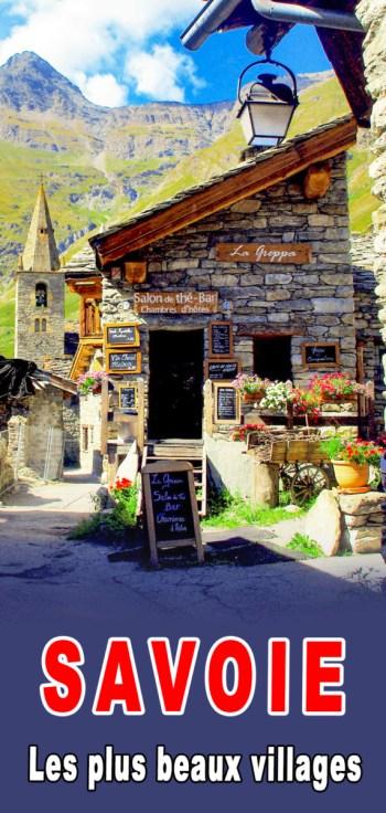 Villages de Savoie - Pinterest © French Moments