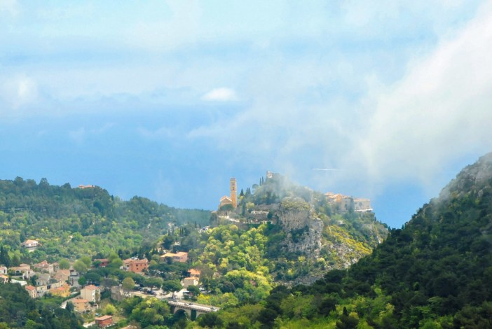 Eze © Geir Hval - licence [CC BY-SA 4.0] from Wikimedia Commons