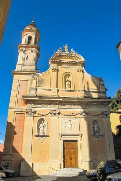 Chapelle des Pénitents Blancs. Photo : Tangopaso (Domaine public)