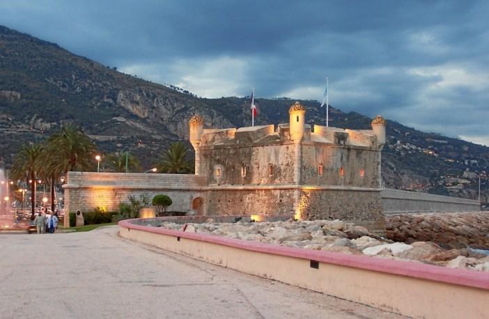 La Citadelle de Menton (Domaine public)