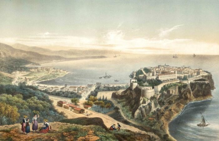 Monaco au 19e siècle