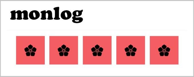 「$(this)を使いつつ、jQueryでクリックした時に画像を変更する」デモサイト