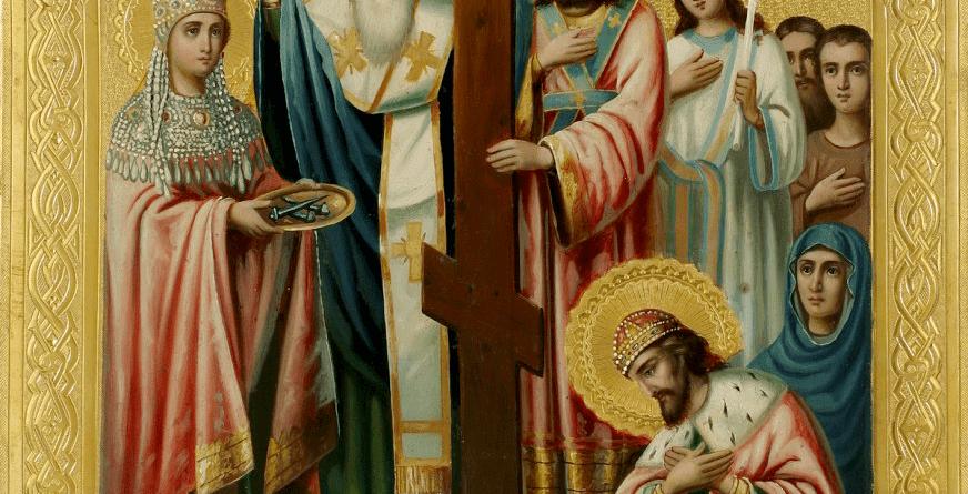 Значение праздника Воздвижения креста Господня