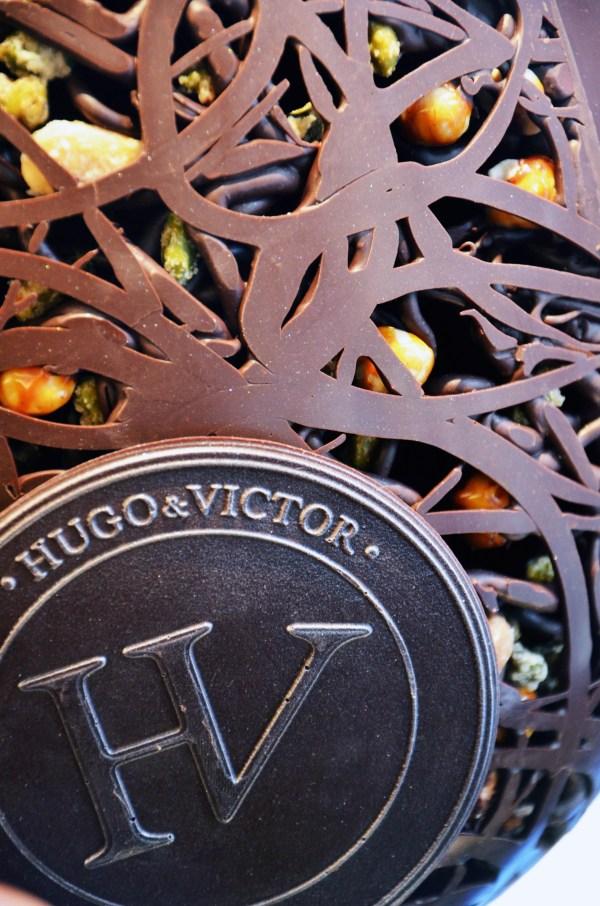 Pâques, Hugo & Victor, chocolat, Paris, pâtissier, Hugues Pouget, œuf