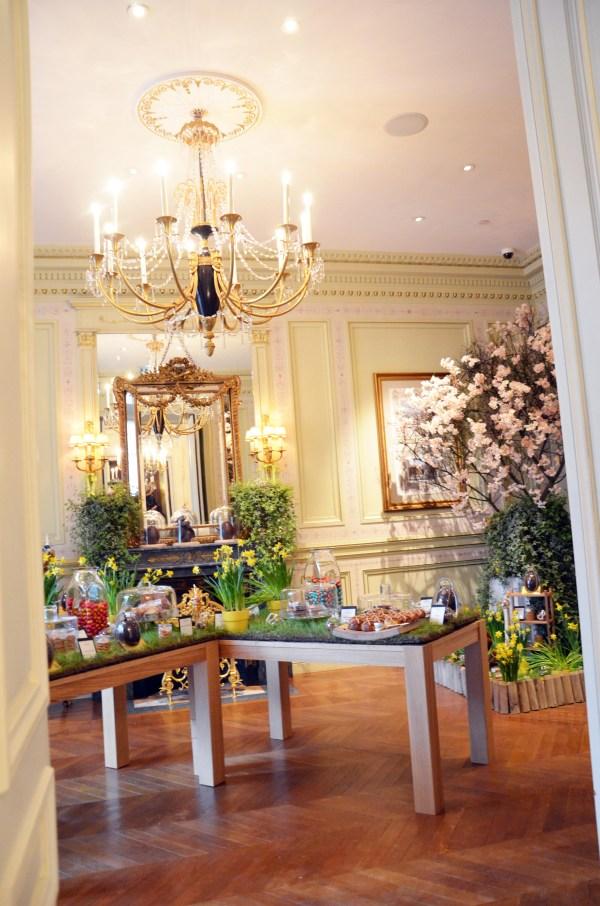 Boutique, Pâques, Hôtel, Paris, Shangri-La, François Perret, pâtissier