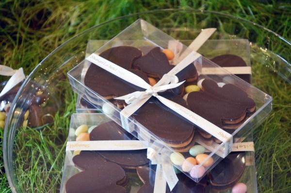 sablés, chocolat, pâques, François Perret, pâtissier, Shangri-La, hôtel, Paris