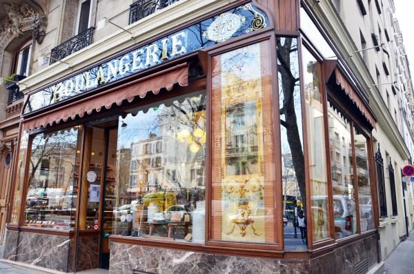 Boulangerie, Vandermeersch, Porte Dorée, Avenue Daumesnil, extérieur