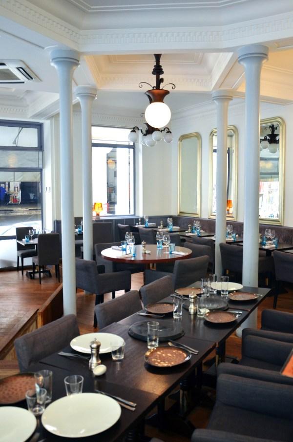 restaurant tendance bistronomique