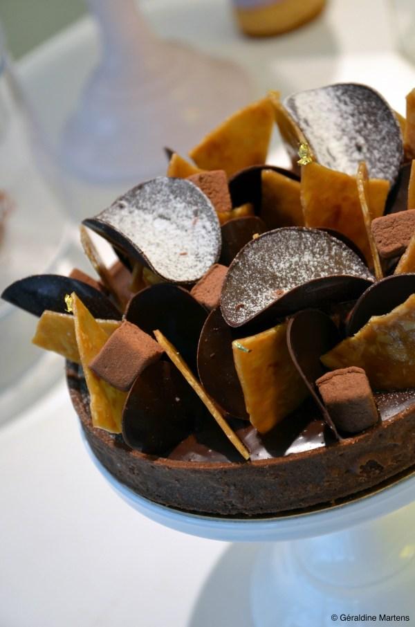 tarte chocolat paris