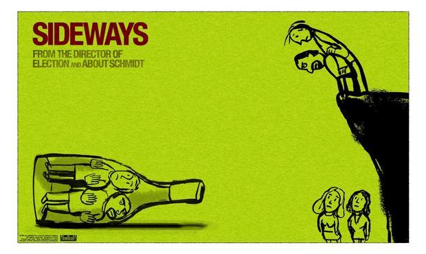 Sideways affiche du film