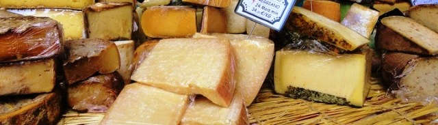 Protéines fromages