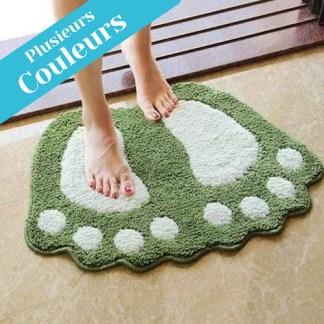 tapis de bain drole
