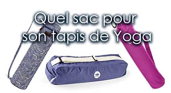 quel sac de yoga choisir et quel est le meilleur sac yoga pour le transport