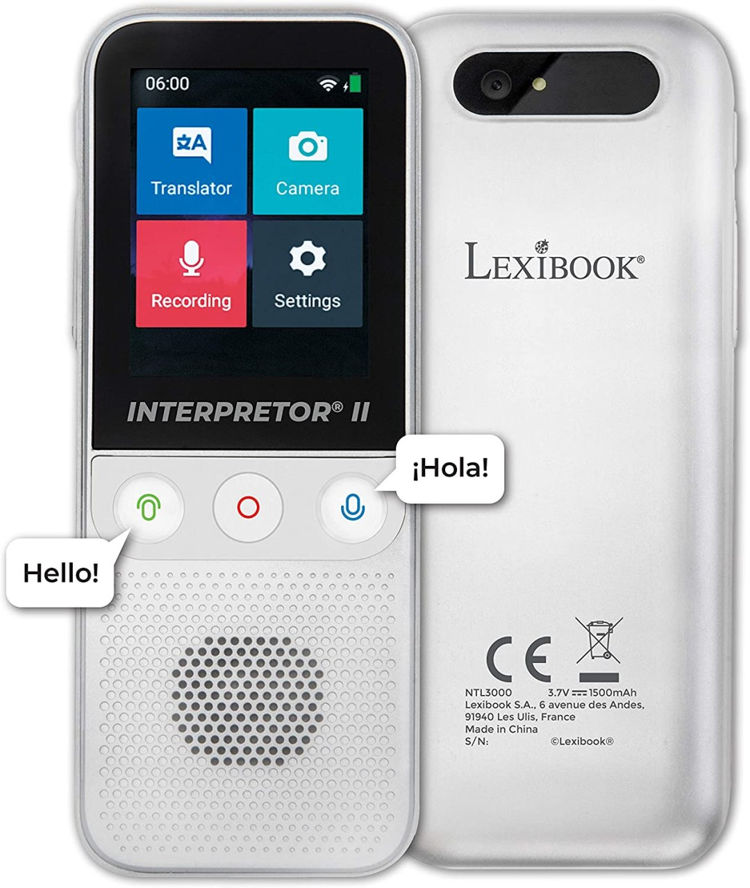 lexibook interpretor 2