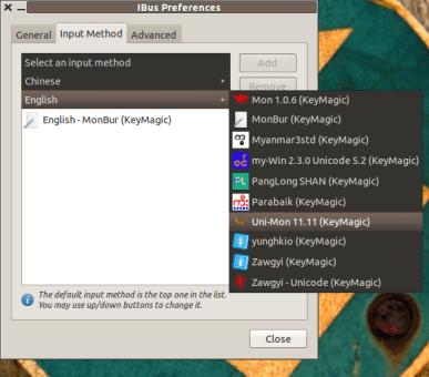 ကောန်ဍေၚ်မန် ပ္ဍဲ Linux OS (ဗီု - hv-986.co.cc)