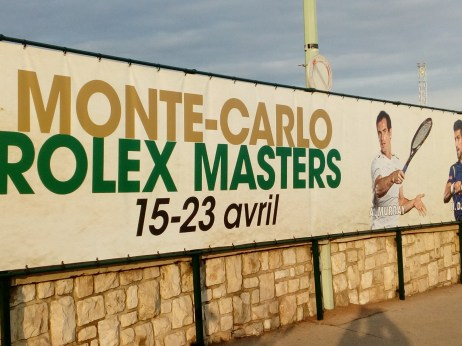 Il Monte Carlo Country club sede del Monte Carlo Rolex Masters