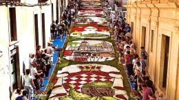Monte Carlo In sicilia nel segno dei fiori