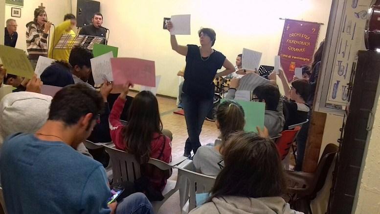 La Musicoterapia come Strumento di Comunicazione fra i Giovani al Marco Polo di Ventimiglia