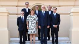 Principato di Monaco: Didier Gamerdinger Ha Preso le Nuove Funzioni di Ministro