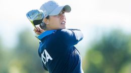 Lucrezia Colombotto Rosso giovane promessa del golf