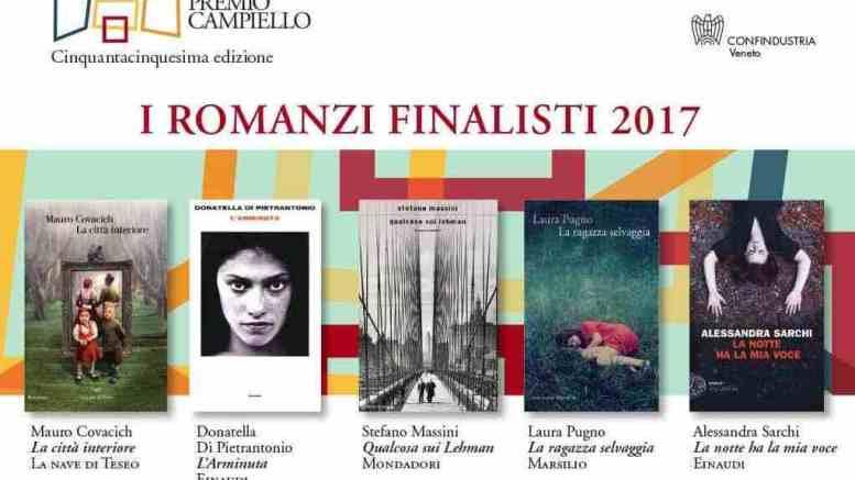 Premio Campiello il vincitore atteso a Montecarlo
