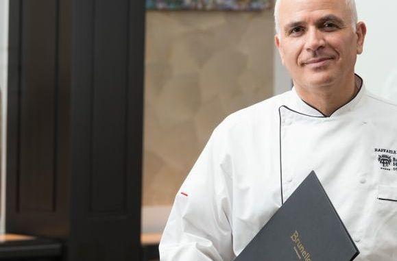 Lo Chef Raffaele Lauriola a Londra