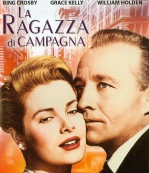 """La locandina del film con la futura Principessa Grace """"La Ragazza di Campagna"""" proiettato ieri al teatro Princesse Grace di Monte Carlo"""