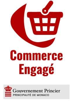 Il Principato di Monaco prosegue sulla strada del commercio sostenibile con il nuovo marchio Commerce Engagé (Commercio Impegnato)