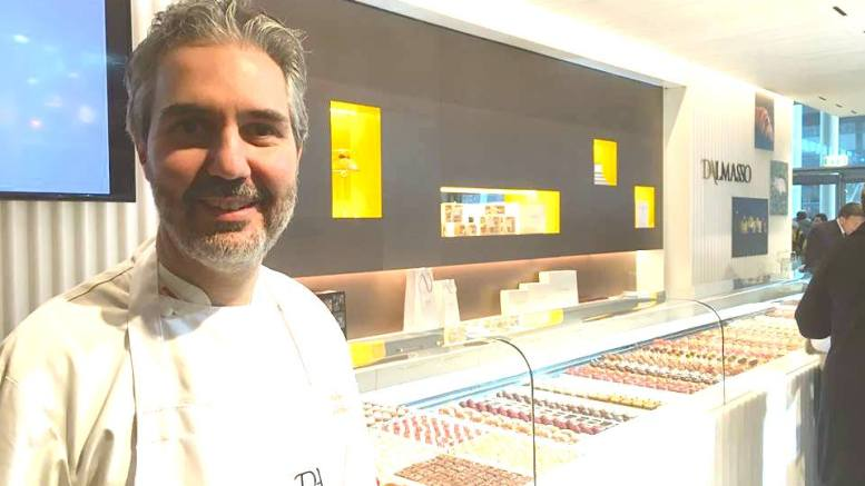Alessandro Dalmasso, Maestro-Pasticcere Piemontese è tra i protagonisti a Montecarlo della Seconda Settimana Della Cucina Italiana nel Mondo