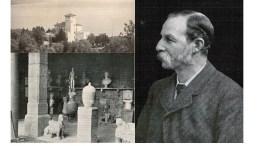 """Ventimiglia: la locandina del ciclo di conferenze """"Thomas Hanbury a 150 anni dal suo arrivo in Riviera"""""""