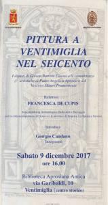Uno degli eventi del Ponte dell'Immacolata del 2017 a Ventimiglia