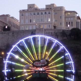 Monaco le mille luci del Villaggio di Natale 2017
