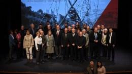 Monaco e la Guerra, Documentario sulla Vita nel Principato fra il 1939 ed il 1945, Proiettato in Presenza del Principe Alberto